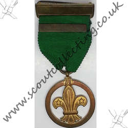 Bar to Medal of Merit 1935-1967 8b