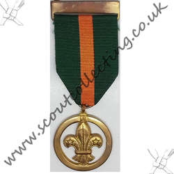 Bar to Medal of Merit Brass Appearance Pre 1967 8d