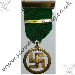 Bar to Medal of Merit Swastika 1927-1935 8a