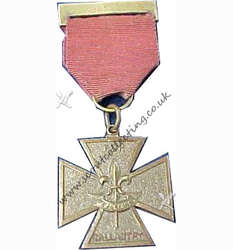 Bronze Cross Medal Iss 2