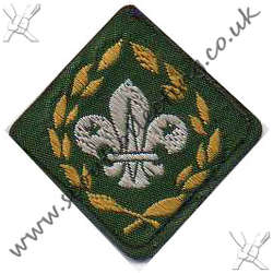 Chief's Scout Award 1967 to 1971
