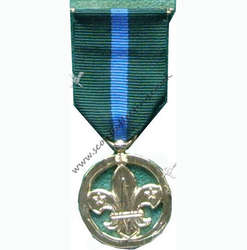 Chief Scouts Commendation Medal for Meritorious Conduct