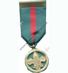 Chief Scouts Medal for Meritorious Conduct