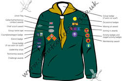 Cub Uniform Post 2002