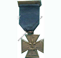 Silver Cross Medal iss 2