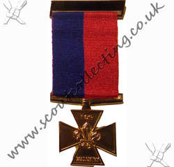 Gilt Cross Medal Iss 5