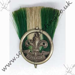 Group Scoutmaster Hat Plume Iss 2d
