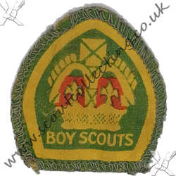 King Scout Printed 1939 to 1945