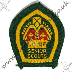 King Scout Senior Scout 1947 to 1967