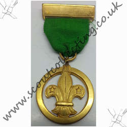 Medal of Merit Brass Appearance 1935-1967 Version 4b