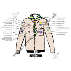 Scout Network Uniform Post 2002