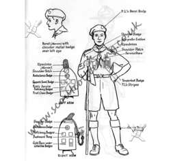 Senior Scouts Uniform 1947 to 1967