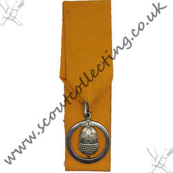 Silver Acorn Award Order Iss 4a