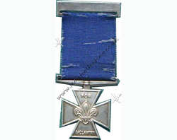 Silver Cross Medal iss 4